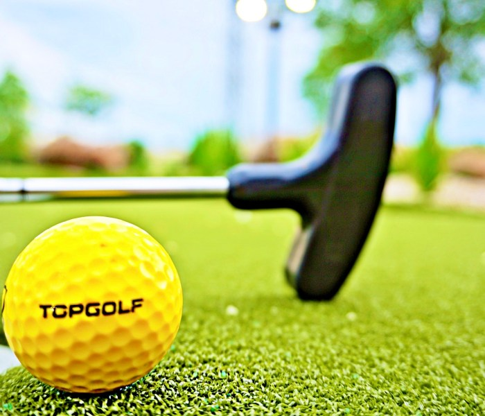 The NEW TopGolf- A Safer Way To Play