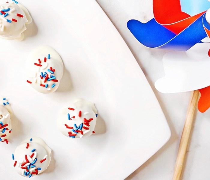 4-Ingredient Cookie Cake Balls