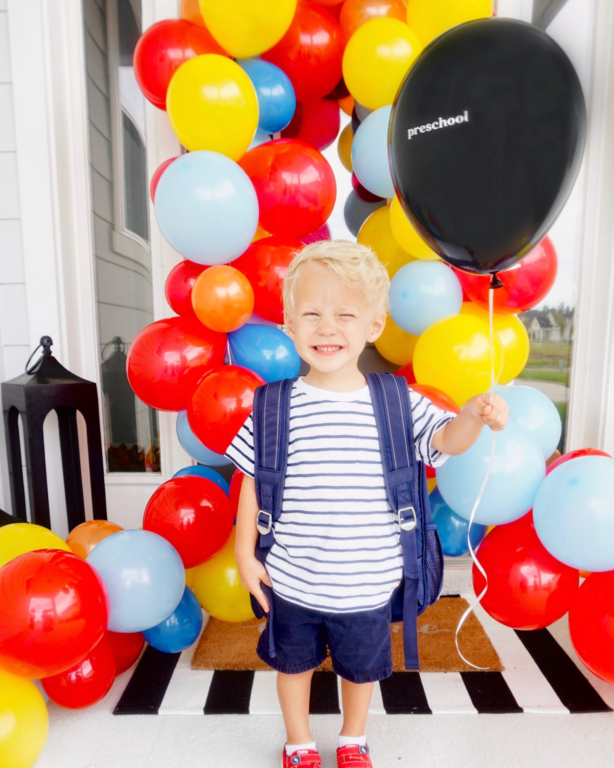 DIY- Balloon Garland in 4 Simple Steps