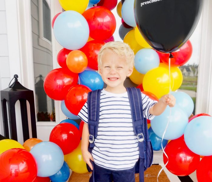 DIY- Balloon Garland in 4 Simple Steps