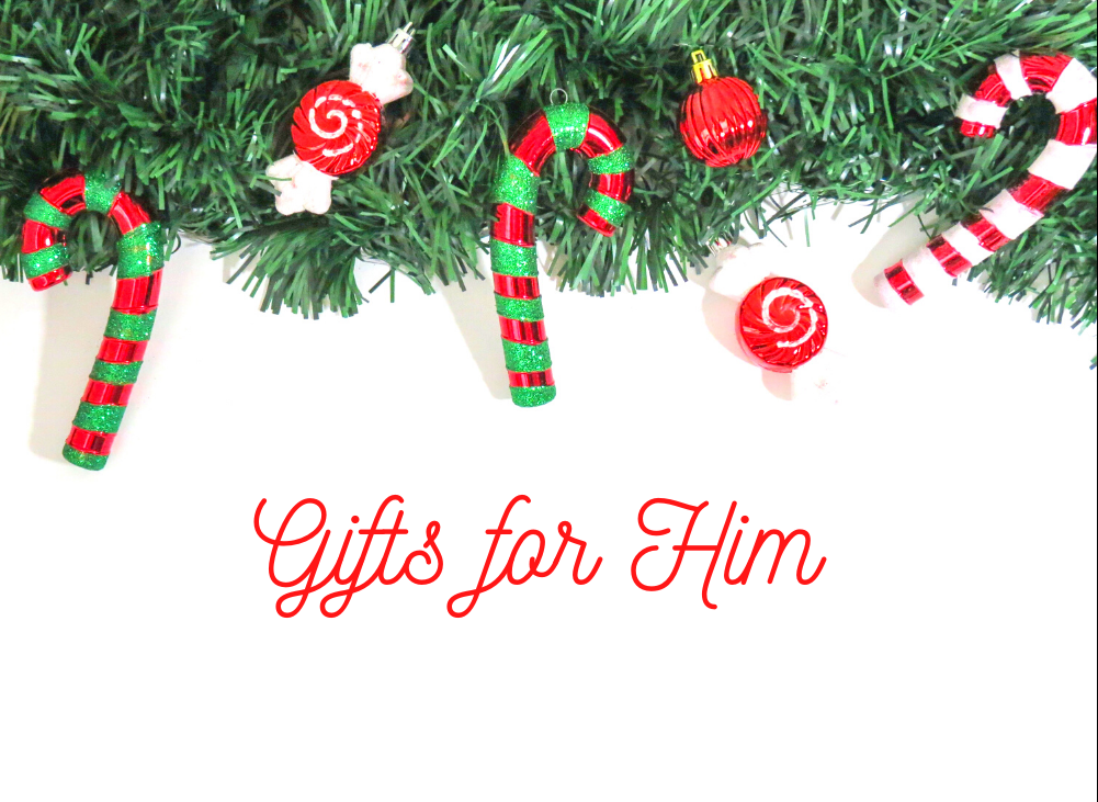 Holiday Gift Guide for Him- Last Minute Gifts to Shop on Amazon Prime