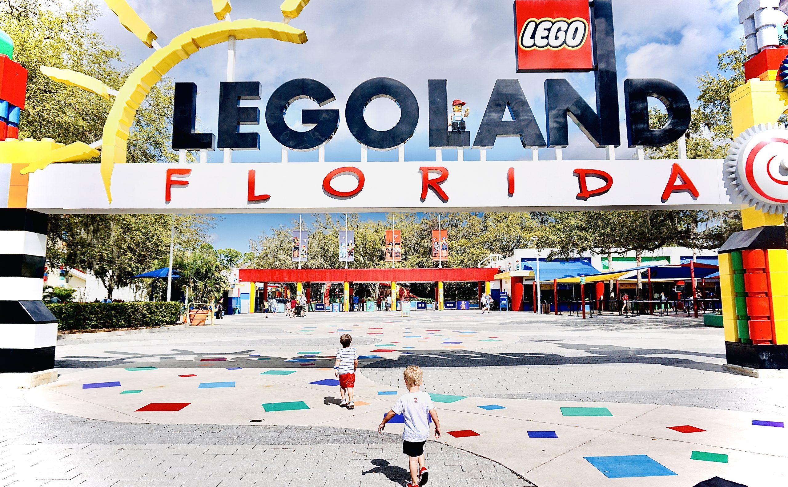 Ultimate Insider Vacation Travel Guide-  Legoland Florida Resort