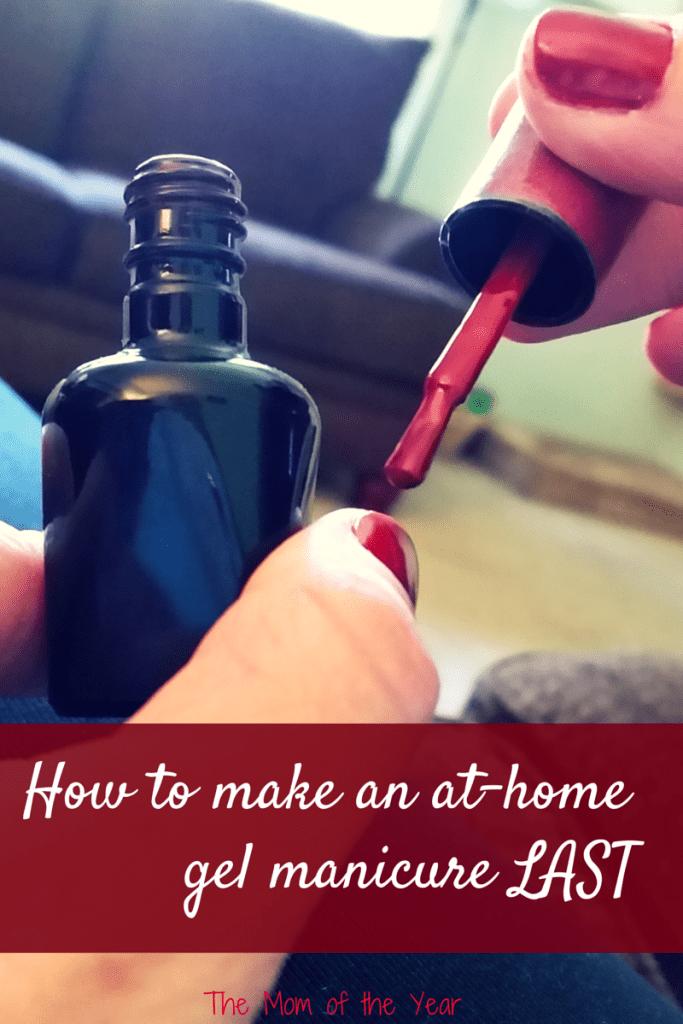 Do Diy Gel Manicures Ever Really Work Some Tips And Tricks I Ve Found