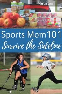 SPorts Mom 101 Nutrition Main