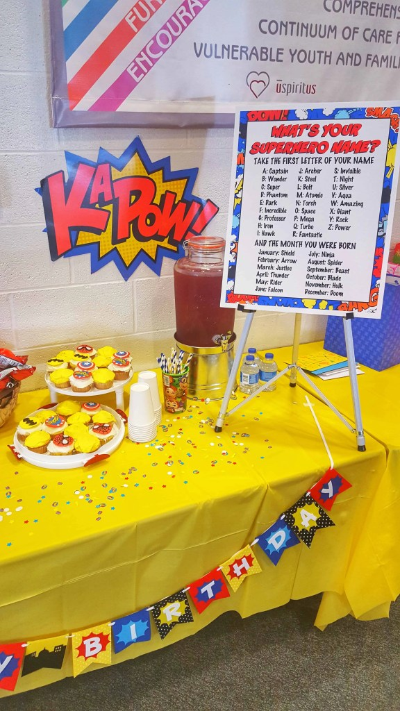 Stress Free Themed Birthday Party