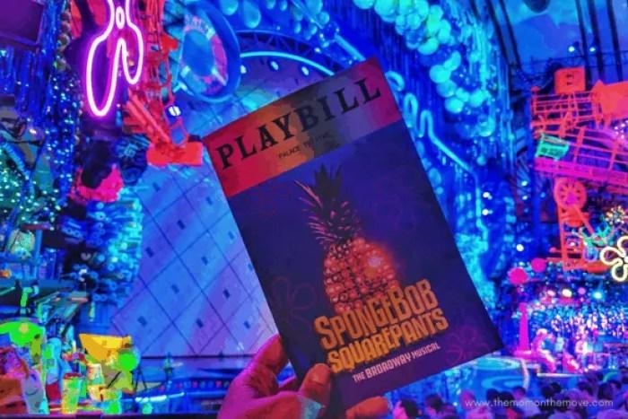 Cheap Broadway Tickets - SpongeBob