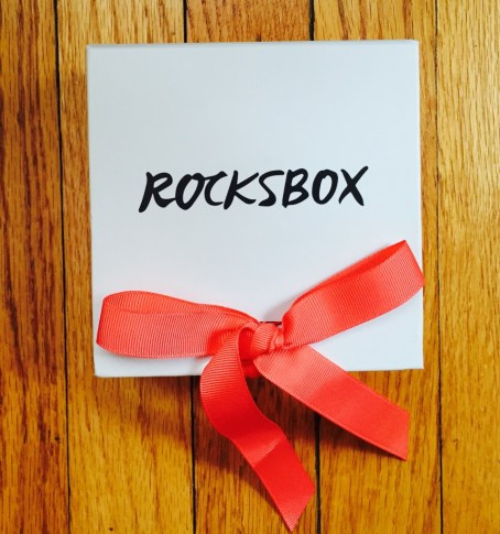 my first rocksbox review