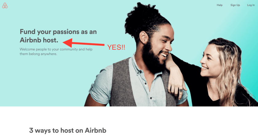 Become an Airbnb host and start earning money