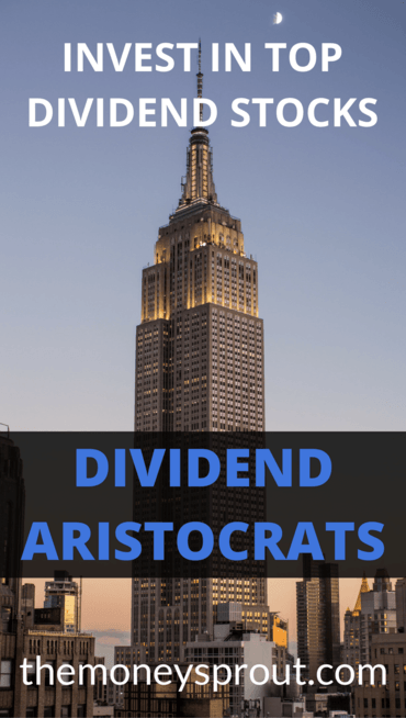 Buy Dividend Aristocrats to Invest in Top Dividend Stocks