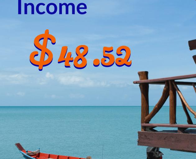 Dividend Income Results