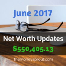 How to Grow Net Worth - June 2017