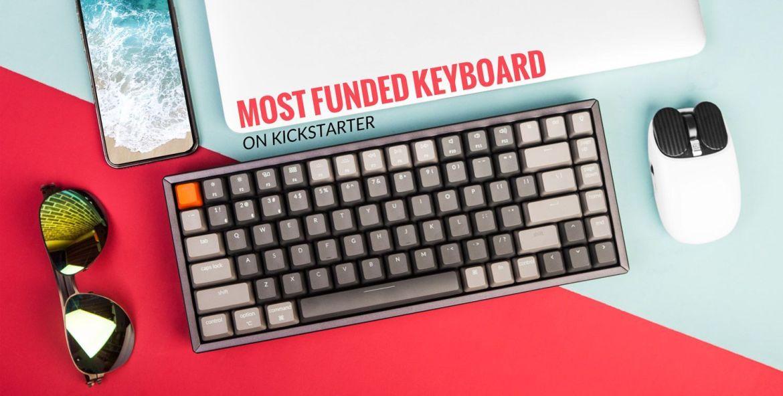 Keychron K2: la tastiera che vi farà fare un figurone