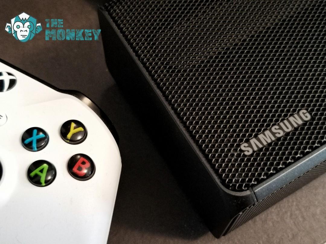 Samsung HW-Q60T soundbar recensione