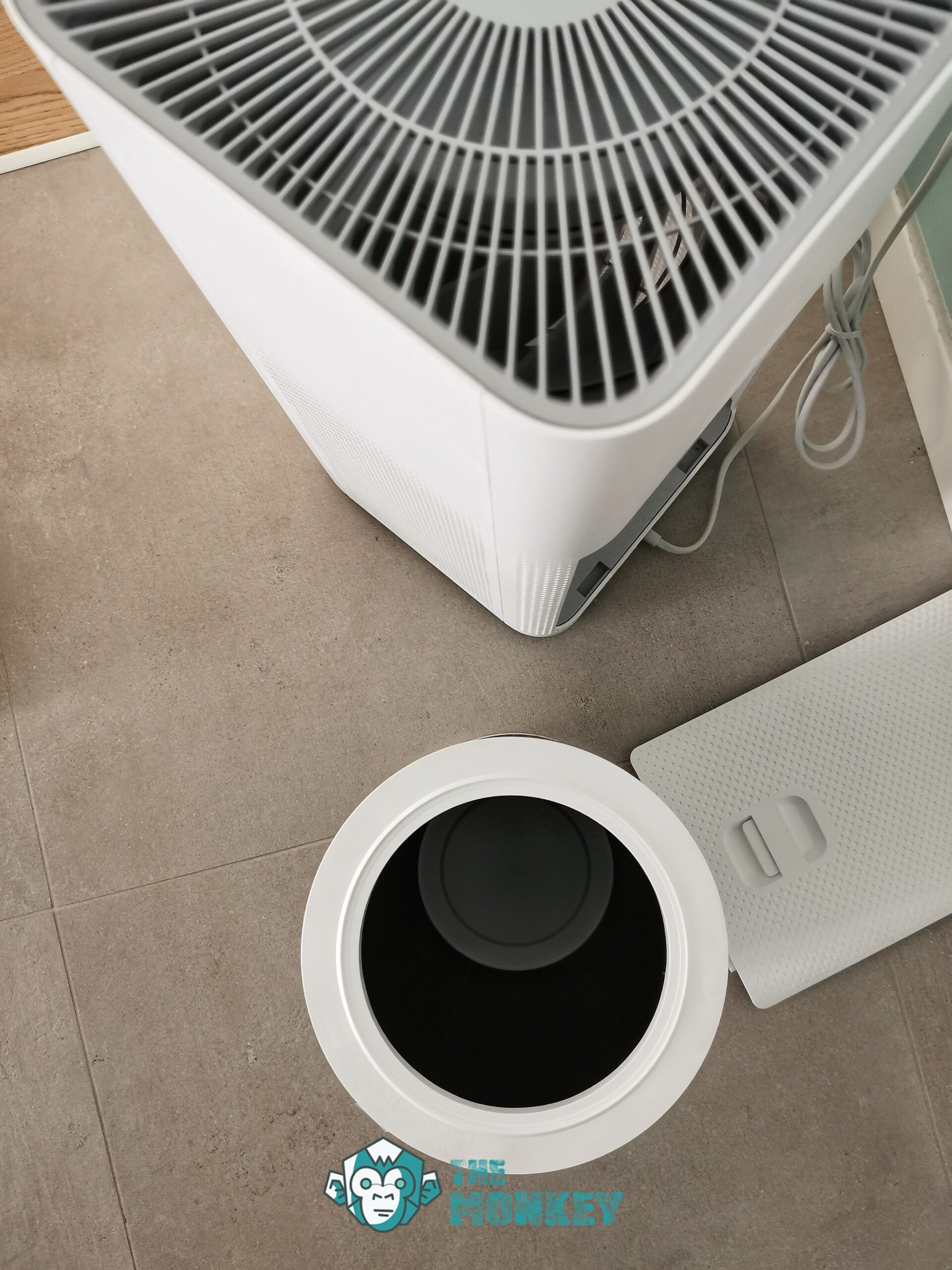 Mi Air Purifier smontato