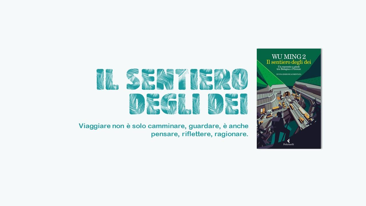 Il sentiero degli dei cinque libri di viaggio per scoprire l'italia