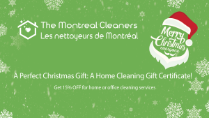 Gift Certificates for House and Office Cleaning Services