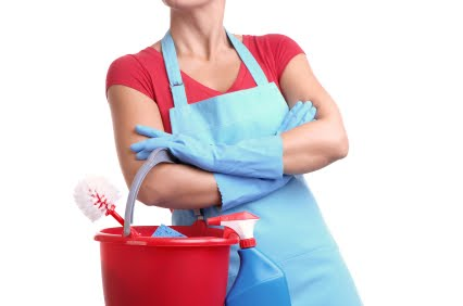 Montreal Cleaning Lady