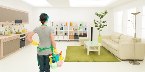 The Montreal Cleaners - Apartment Cleaning Services in Montreal