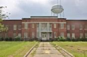 Hospital buidling, Central State Hospital, Milledgeville, Georgia