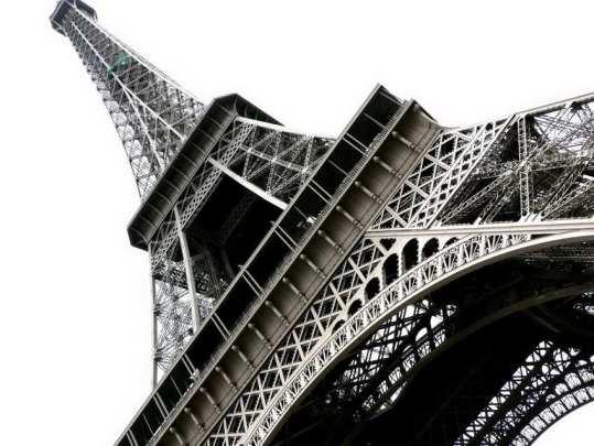Torre Eiffel - Atrações turísticas mais visitadas