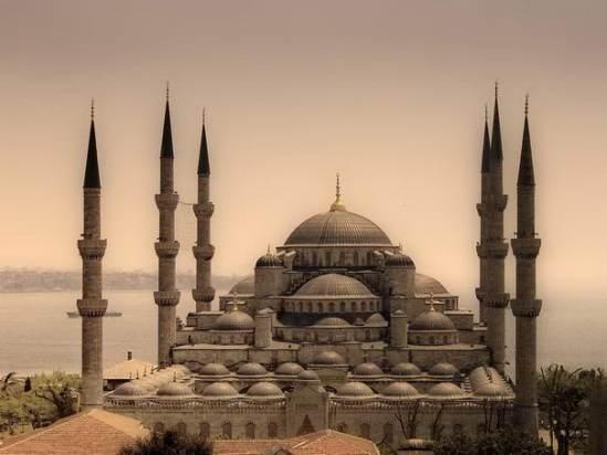 Mesquita Sultan Ahmed