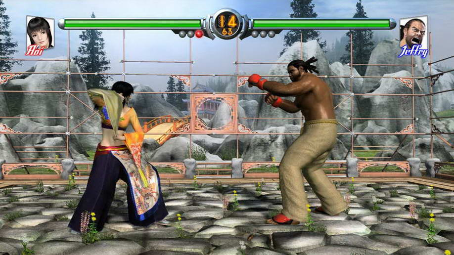 10 Most Famous Arcade Fighting Games Virtua Fighter  Virtua Fighter  A rare fighting game