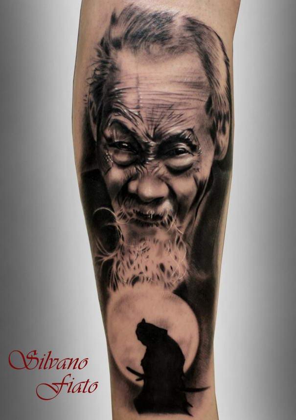 Realistic Tattoos By Silvano Fiato (3)