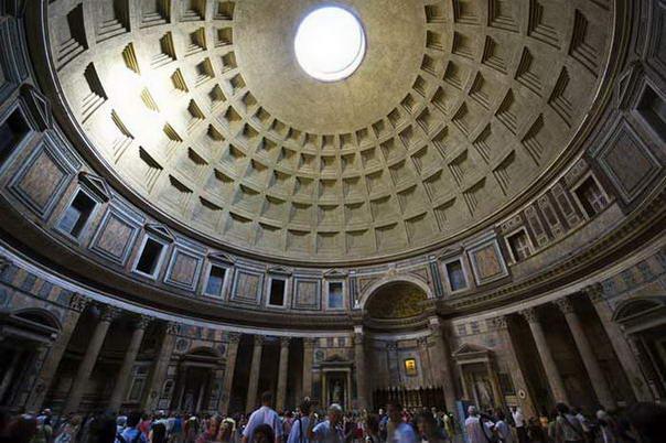 Atrações Turísticas The Pantheon