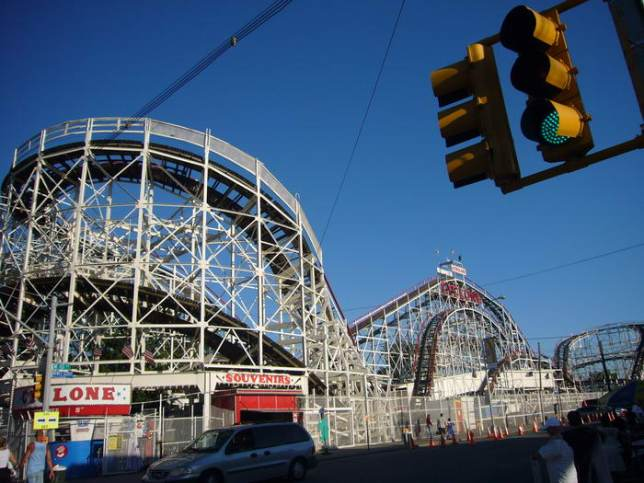 Cyclone de Coney Island
