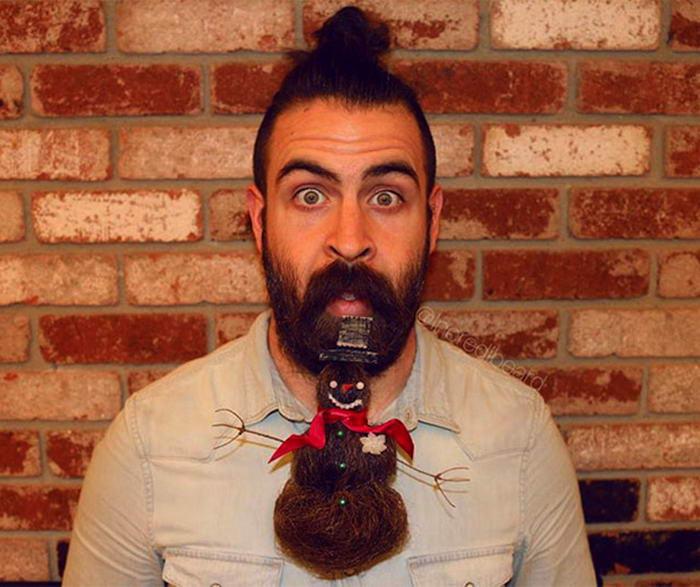 Fudgy the BeardMan