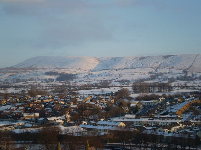 Pendle Hill