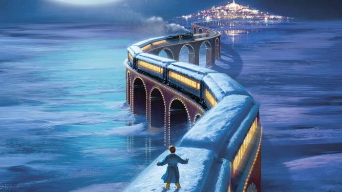 O Polar Express