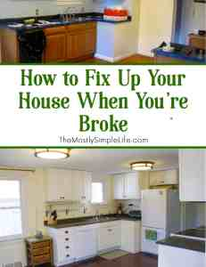 Feature Fix Up Your Home