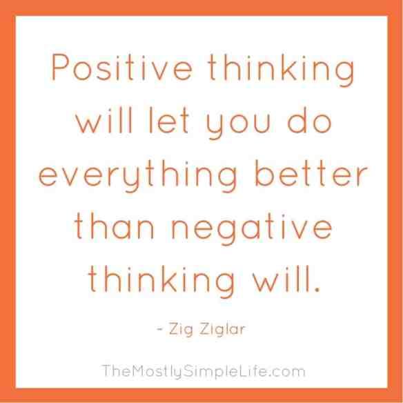 11 Life-Changing Positive Thinking Quotes   Zig Ziglar Quote