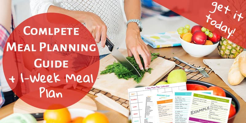 Let's Make Meal Planning Simple
