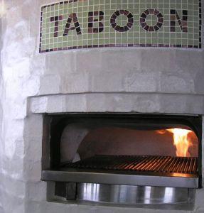 Taboon Oven