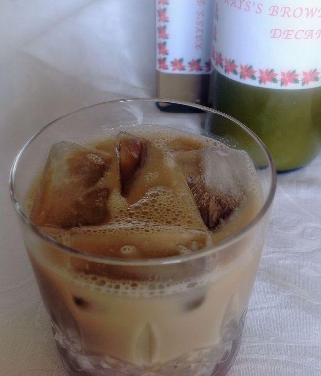 Kay's Brown Drink
