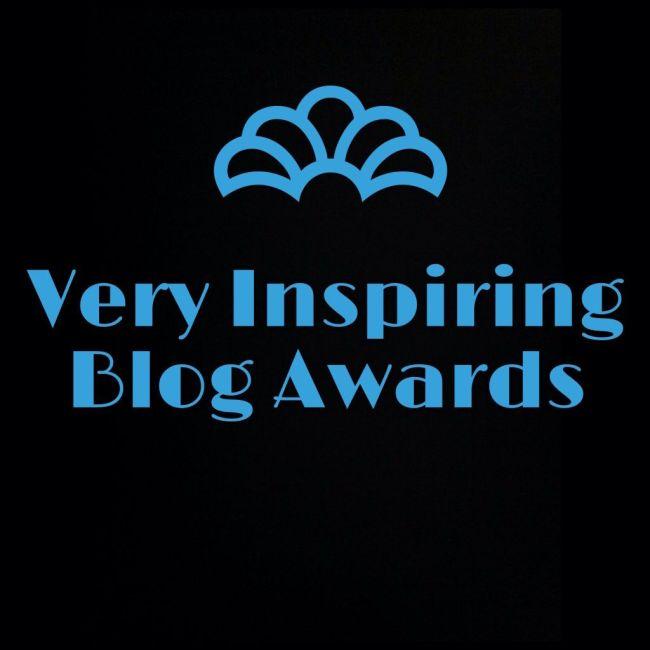 Very Inspiring Blog Awards