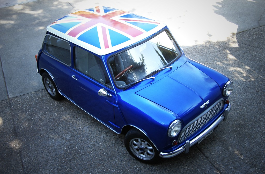 1961 Austin Mini For Sale      The Motoring Enthusiast 1961 Austin Mini For Sale