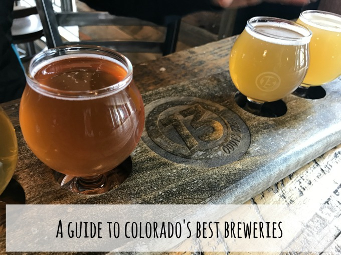 A Guide to Colorado's best breweries