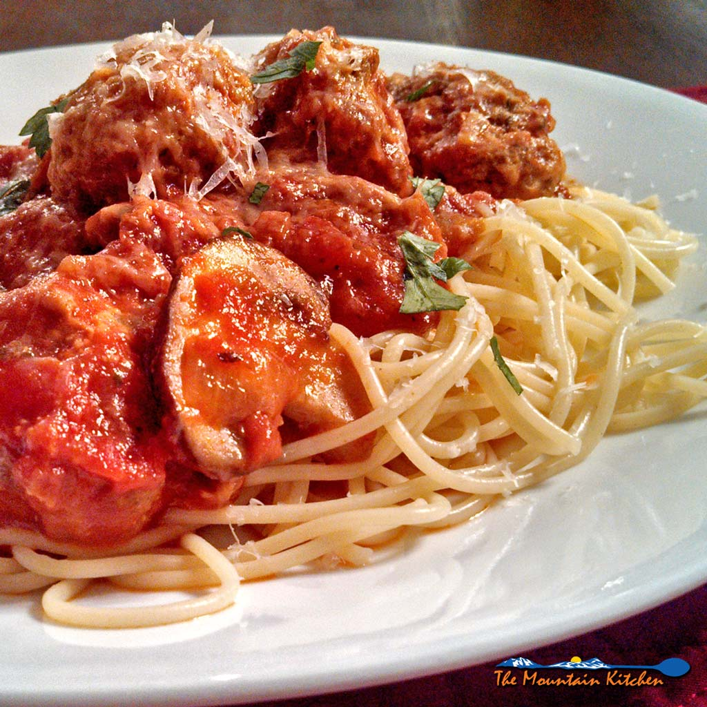 Mouthwatering Meatballs