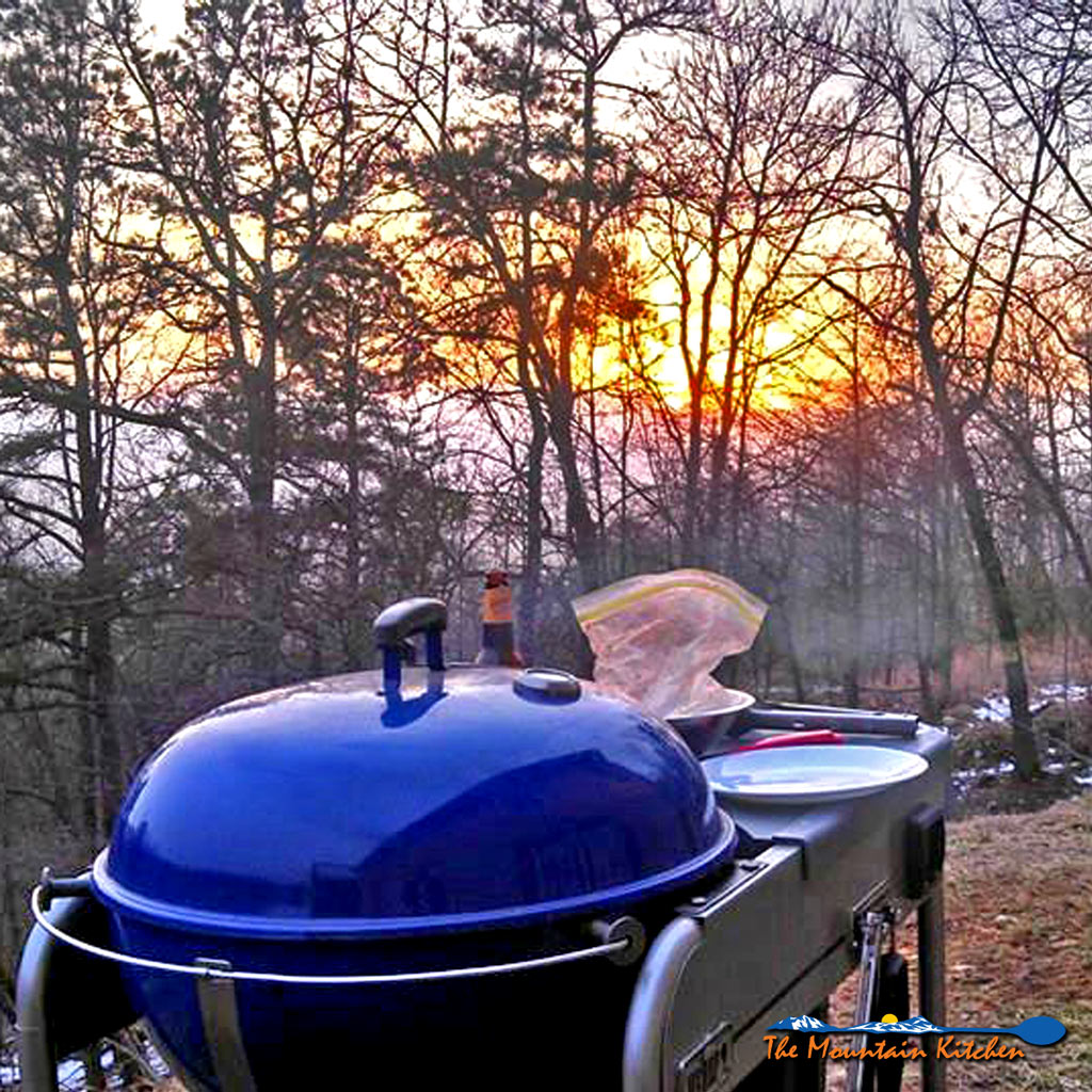 Weber Wednesday {One Night Grilling Two Recipes
