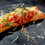 These homemade cheese and bean enchiladas are filled with beans and cheese then smothered in a robust enchilada sauce made from scratch. | TheMountainKitchen.com
