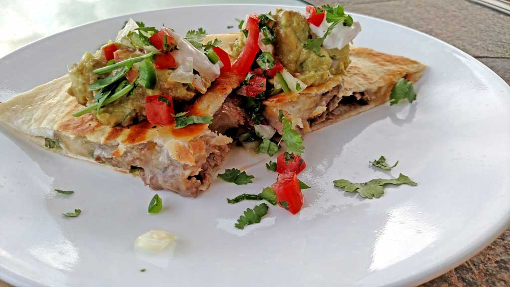 Try these carne asada quesadillas with leftover carne asada. Reinventing Mexican leftovers! | TheMountainKitchen.com