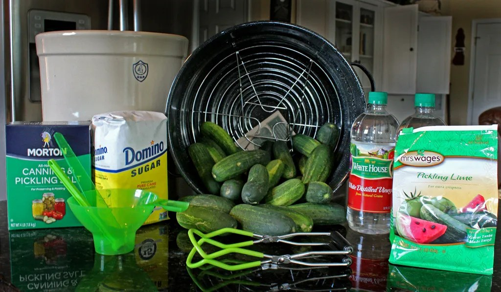 Sweet Pickles How To Make Homemade Pickles For Canning