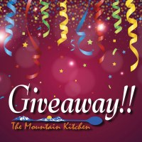 In honor of our blogiversary, we have decided to have a Blogiversary Giveaway! We are offering a $50 Amazon Gift Card Giveaway to one lucky winner! | TheMountainKitchen.com