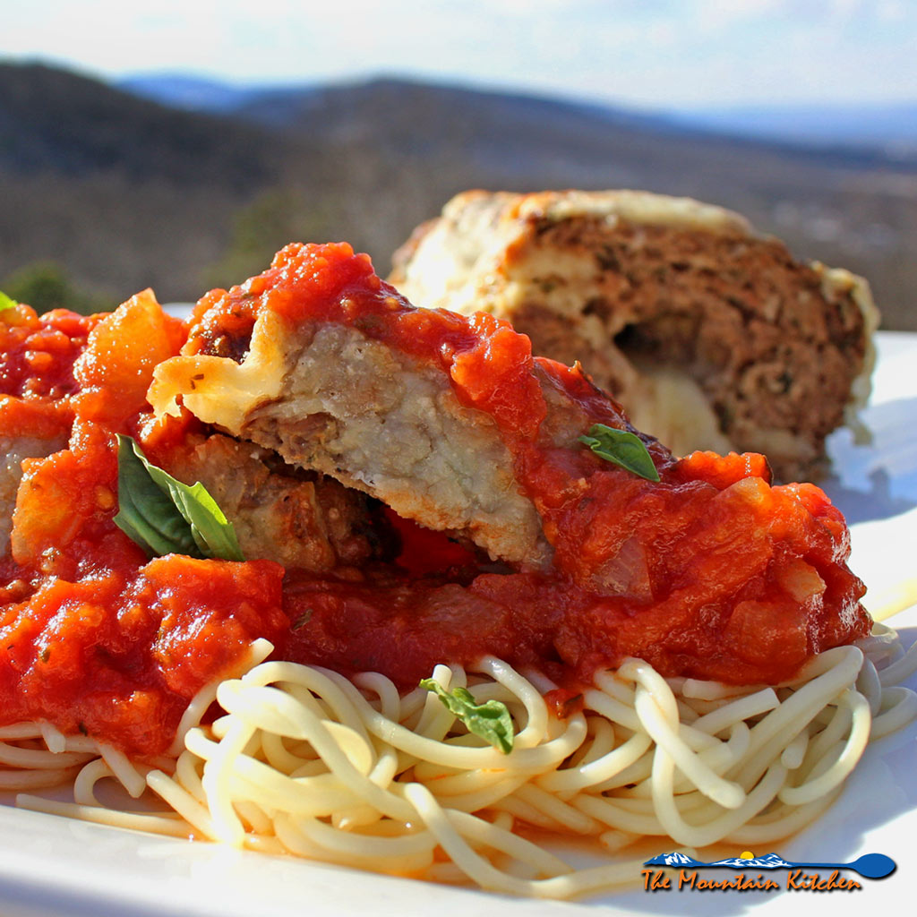Italian Meatloaf (Revisited)