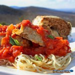 Take meatloaf to a whole new level by adding Italian flavors to traditional meatloaf. Italian Meatloaf is stuffed with cheese and smothered in tomato sauce!