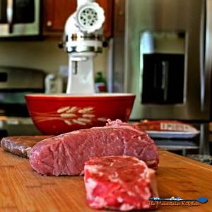Grinding Hamburger Meat 101