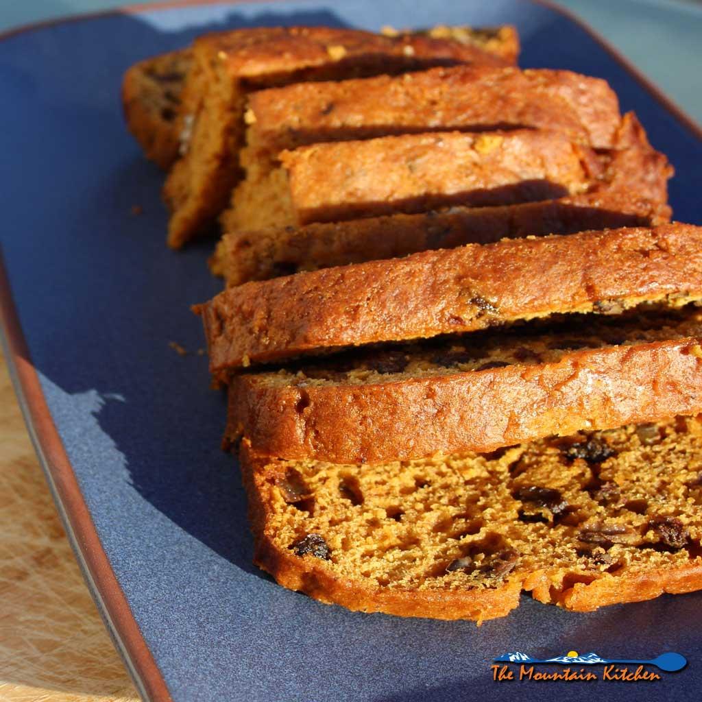 Pumpkin Cinnamon Bread and 5 Reasons To Love This Recipe